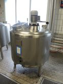 Alfa Laval Cooking vessels