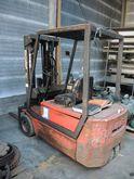 Steinbock Boss Forklift trucks