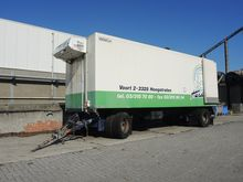 VeDeCor Trucks and trailers