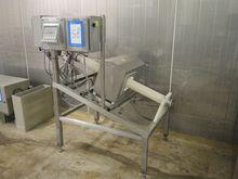 Safeline Metal detectors