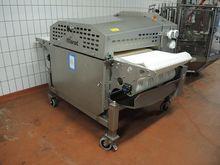 Marel Schnitzel press