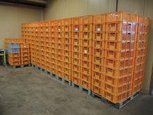 Used NN crates Embal