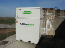 Used AdBlue Tanks in