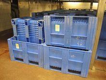 HSF Plastic pallet boxes