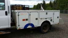 Used Fiberglass Service Body for sale  Ford equipment & more