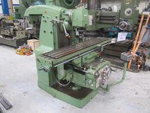 Vilh. Pedersen milling machine