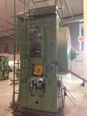 Knuckle Joint Press  400 Ton