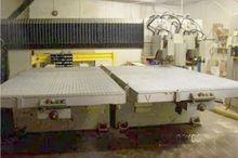 CNC Router - SCM Twin Table CNC
