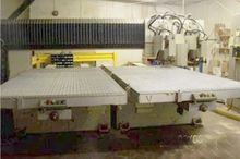 CNC Router - SCM Twin Table CNC