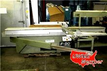 Sliding Table Saw - Altendorf F