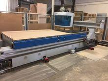 Weeke CNC Flat Table Machining