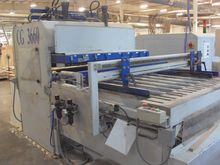 High Frequency Gluing Press - M