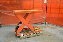 Presto Lift Table - Model XL36-
