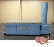 Denray Down Draft Sanding Table
