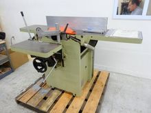 SCMI Combination Planer/Jointer