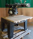 Original Radial Arm Saw - Model