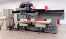 CMS Fixed Bridge Twin Table CNC