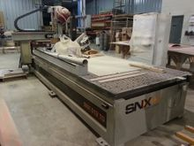 SNX CNC Router – Model NX 512 T