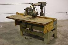 Radial Arm Saw - Skilsaw Model