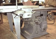 Table Saw - Tannewitz - Model X