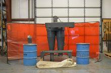 Torit 3-Bag 2-Barrel Dust Colle