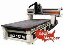 CNC Router - SNX – Model NX 512