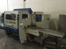 Weinig 5 Head Moulder - Model: