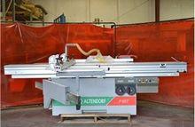 Sliding Table Saw - Altendorf F