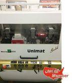 Moulder - Weinig Unimat Gold X6