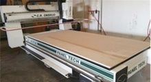 Used CNC Router - CR