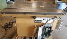 SCMI Sliding Table Saw - Model