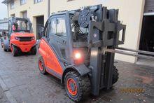 2009 Diesel heftrucks Linde