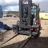 2014 Diesel heftrucks Linde