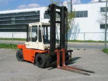 1986 KALMAR DB 7-600
