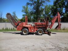 1992 DITCH WITCH 6510DD