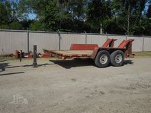 1988 DITCH WITCH T12A