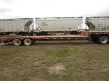 2001 NEVILLE Flatbed Trailers