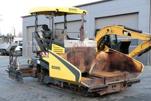Used 2011 BOMAG BF 3