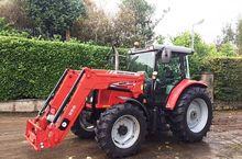 Used 2008 Massey Fer