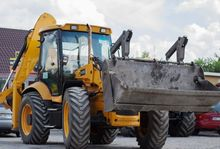 Used 2008 JCB 4CX in