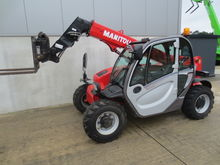 Used 2011 Manitou MT