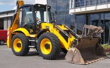 Used 2009 JCB 4CX in
