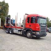 Used 2009 Scania G48