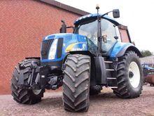 Used 2007 Holland T8