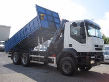 Used 2009 Iveco Trak