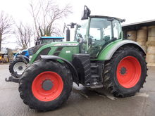 Used 2012 FENDT 722