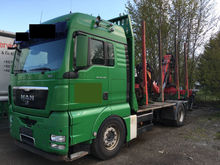 Used 2011 MAN TGX in