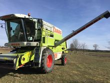 Used 2002 Claas Mega