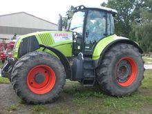 2009 CLAAS Axion 850 Cebis