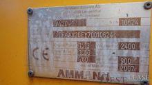 2007 Ammann AV 20-2